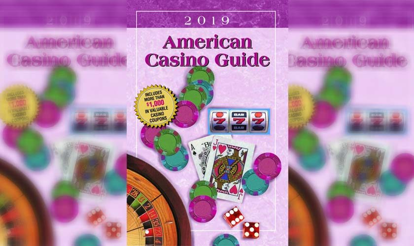 American Casino Guide Book Cover