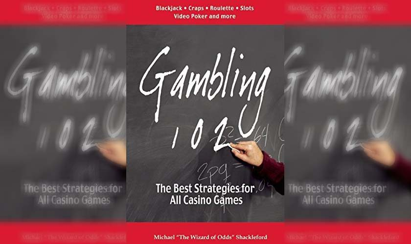 Gambling 102 Book Cover
