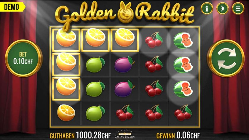 Golden Rabbit Slot