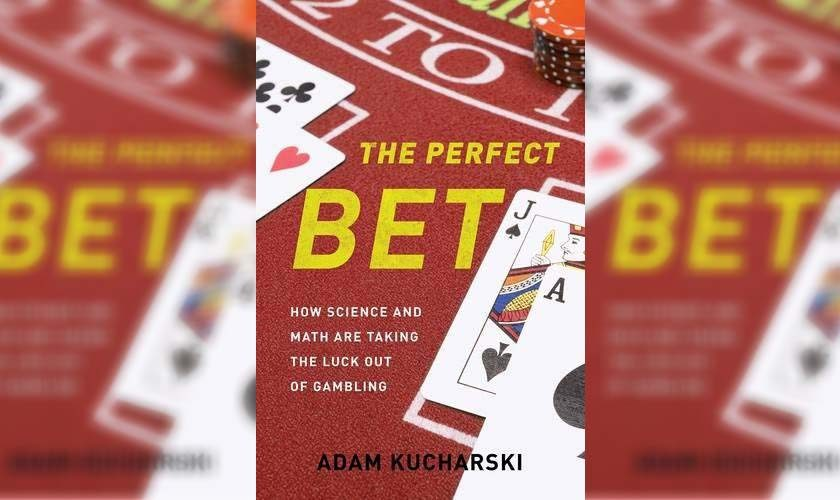 The Perfect Bet Book Cover