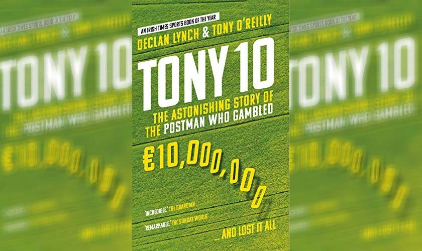 Tony 10 Book Cover