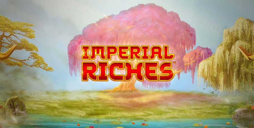Imperial Riches by NetEnt