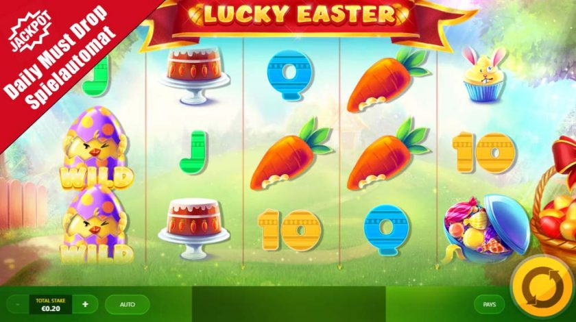Lucky Easter Slot von Red Tiger