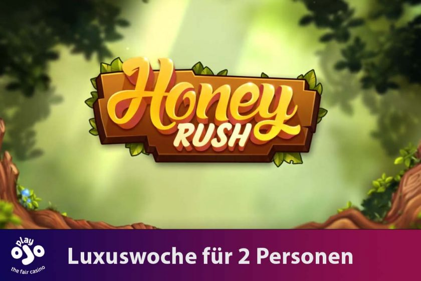 PlayOJO Honey Rush